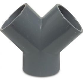 PVC Y-piece