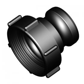 M80x3 IBC Camlock adaptor - Part A