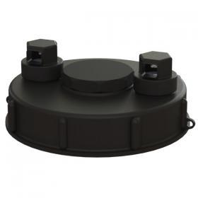 """150mm S160X7 (6"""") IBC Fast Fill Cap"""