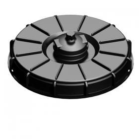 "220mm (9"") IBC Fill Cap /cw 2"" Vent"