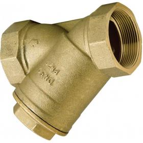 Brass Y-Type inline filter