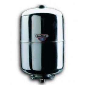 Lowara Zilmet vertical Stainless Steel Pressure Vessel (with stainless flange)