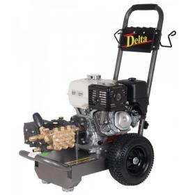 Delta Petrol Pressure Washer with wheels (Heavy Duty)