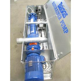 Briggs Scroll and Stator pumps